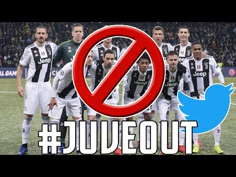 #JuveOut | RADIAMO LA JUVENTUS DAL CALCIO!