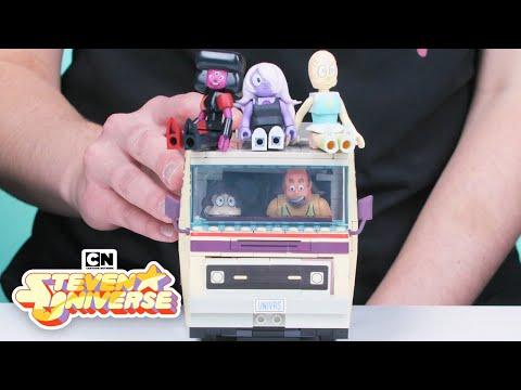 Steven Universe   Construction Sets   Cartoon Network