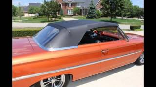 1963 Ford Galaxie Convertible Classic