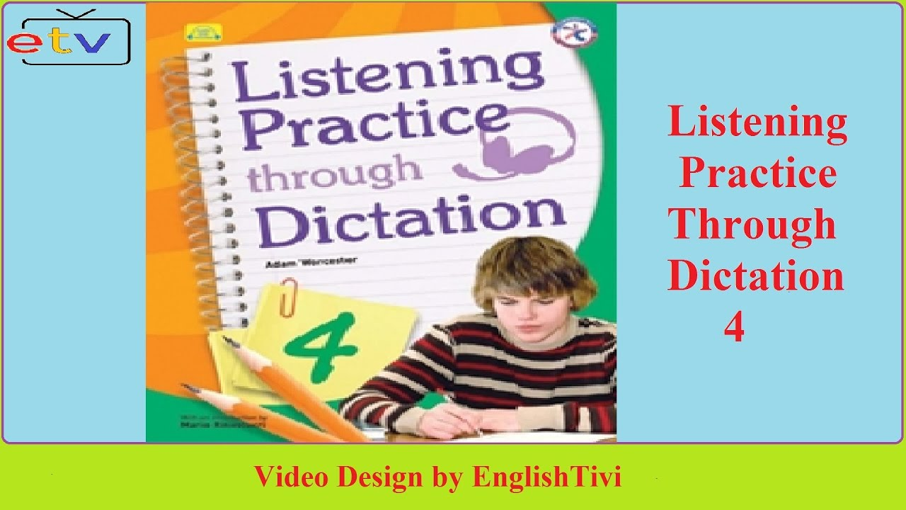 Listening Practice Through Dictation 1 Pdf