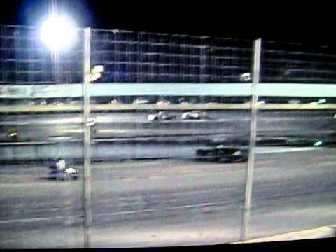 Lady Luck Speedway Stock Wreck July 29, 2011 Heat