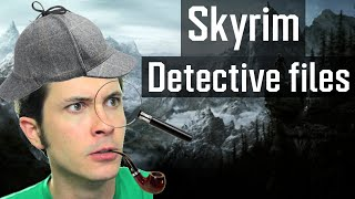 Best Skyrim Mods: BE a DETECTIVE! | Game Highlights