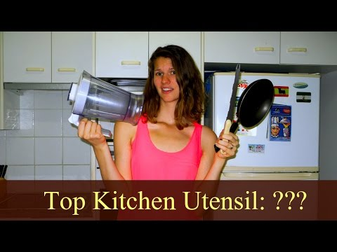 Best Kitchen Utensils for Healthy Cooking