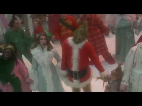 welcome christmas dr seuss how the grinch stole christmas 2000 scene youtube - How The Grinch Stole Christmas 2000 Cast