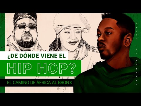 De dónde viene el hip hop: El camino de África al Bronx | Especial Slang