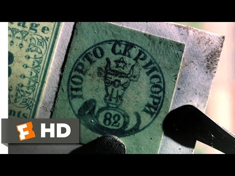 Charade (8/10) Movie CLIP - The Most Valuable Stamp (1963) HD