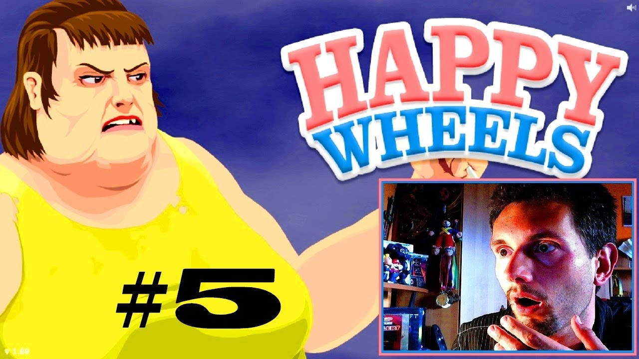Happy wheels&& try the games play
