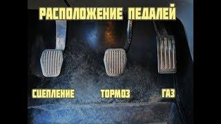 Как научиться ездить на машине с нуля на механической коробке передач