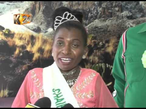 First ever beauty pageant for persons living with disability held at the KICC on Saturday