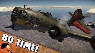 """War Thunder - B-17G-60-VE """"Freedom Doesn't Knock... It Rings"""""""