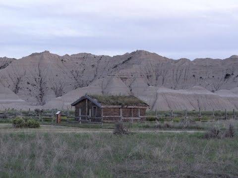 Sod House, Oglala National Grassland, Nebraska