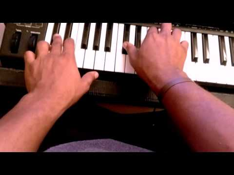 """Piano Tutorial For Wale """"The Matrimony"""" By Illwill"""