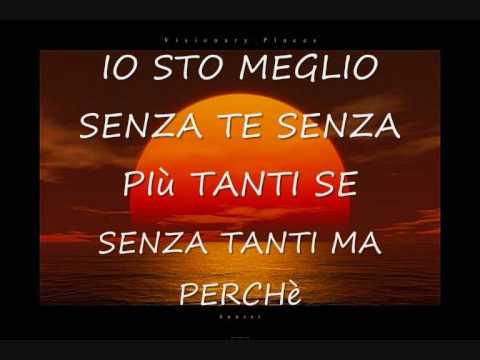 Ciao vasco rossi testo lyric youtube for Ciao youtube