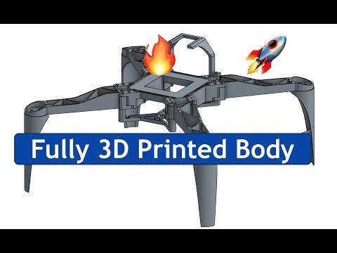 Фото Walkera QR X350 PRO with DEVO 3D Printed Drone Rebuild Flight