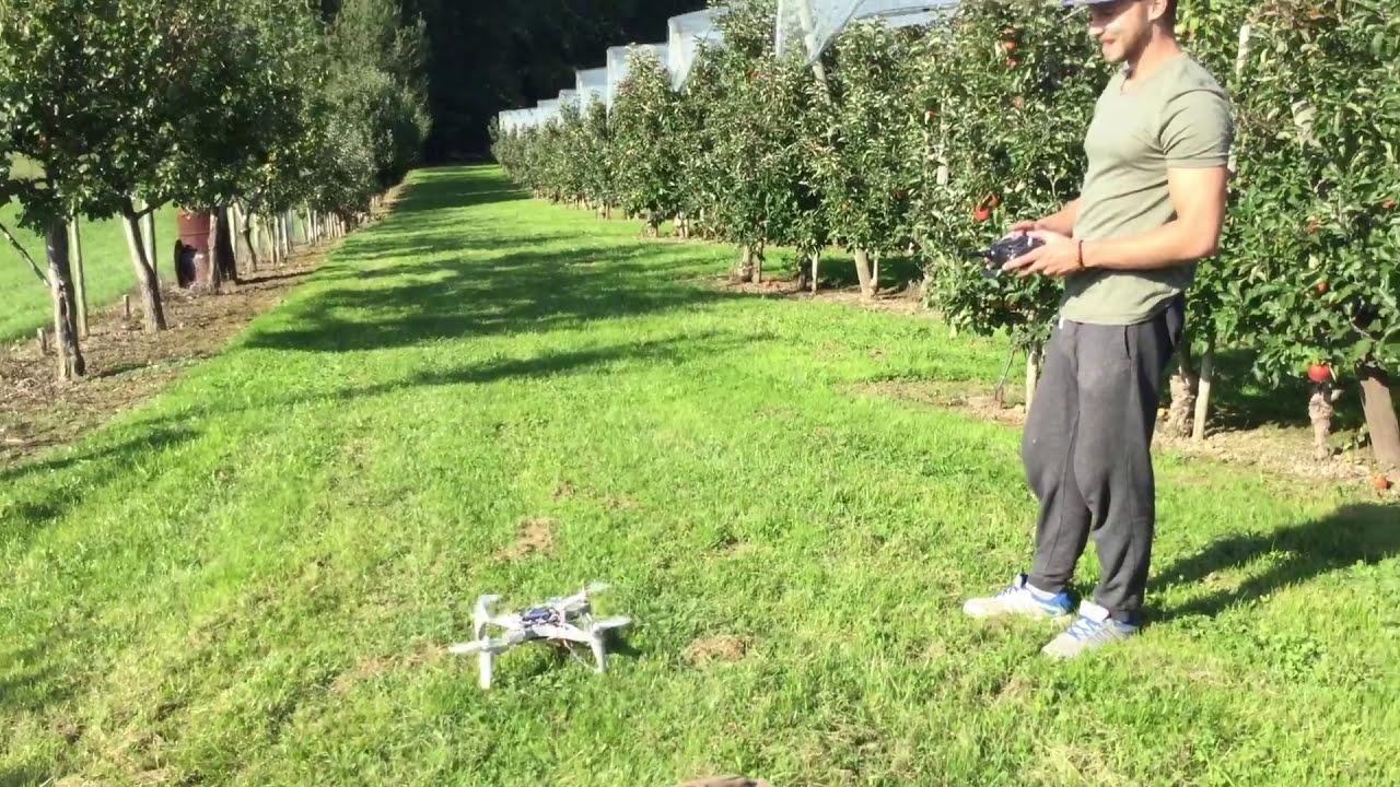 Walkera QR X350 PRO with DEVO 3D Printed Drone Rebuild Flight картинки