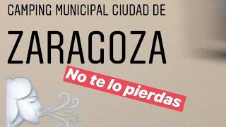 CAMPING MUNICIPAL CIUDAD DE ZARAGOZA - Gastronomia, ciudad y cultura