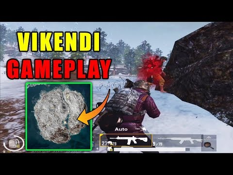 The New Map Is Awesome!   Vikendi BETA Gameplay 0.10.0 + DOWNLOAD   PUBG Mobile