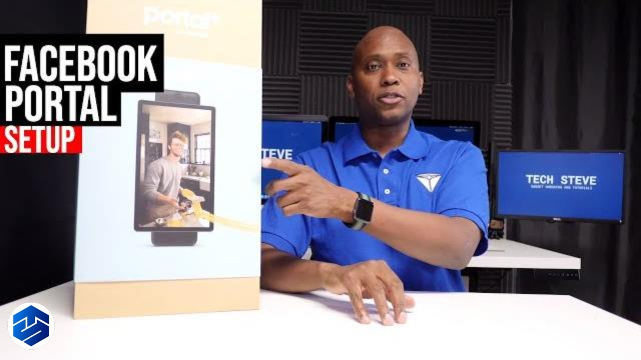 Facebook Portal Set Up Explained Youtube We went hands on with the new smart home device. facebook portal set up explained
