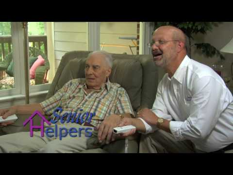 Senior Helpers In Home Health Care of Brandon and Sun City Center, FL Commercial 3.mov
