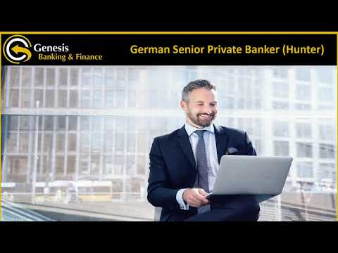 Fantastic Opportunity for a German Senior Private Banker Hunter based in Luxembourg
