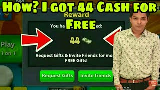 (2018) 🎱8 Ball pool 😱Cash Trick - I got 44 Cash for Free with Proof / New Refund Trick