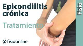 ¿Cómo tratar las tendinitis de codo rebeldes o crónicas? ...