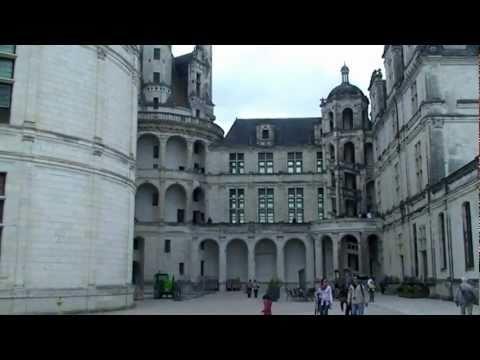 Patrimoine de France le chateau Royal de Chambord ( Patrimony of France the castle of Chambord )