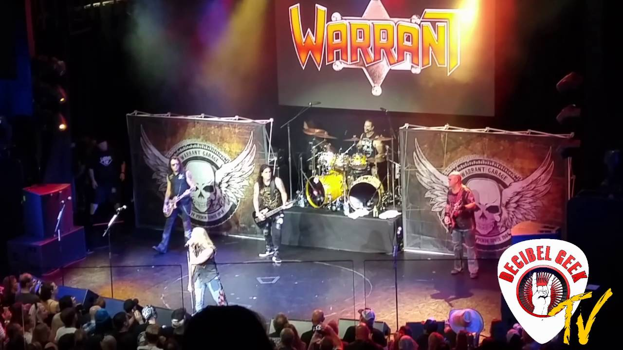 how to play i saw red by warrant