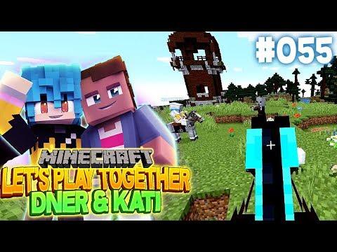 PILLAGER FESTUNGS-KAMPF | Minecraft mit Kati & Dner #55