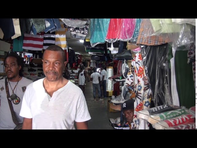 Pearnel Charles Arcade Vendors Call for Gates to Be Reopened | News  | CVMTV