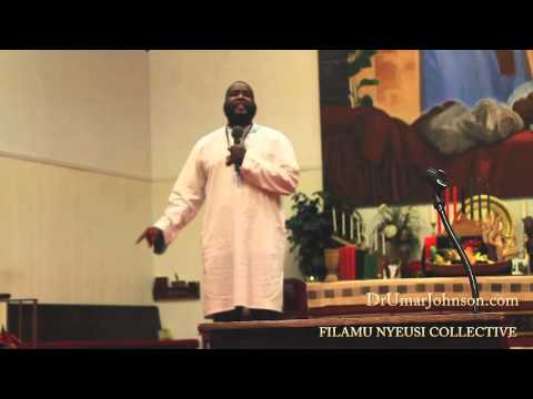 Dr. Umar Johnson Atlanta Georgia December 2015