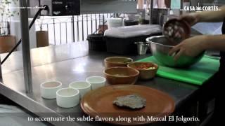 Del agave a la mesa; Restaurante Mezquite