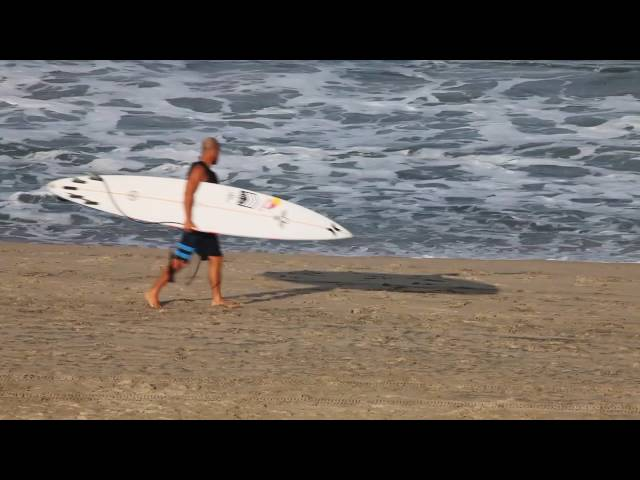 Puerto Escondido Challenge Warm-up Freesurf Session - The Inertia