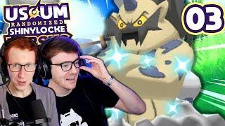 THUNDURUS! But At What Cost? - Pokemon USUM Shinylocke Versus! Episode 3