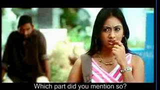 Repeat youtube video Sexy South Indian Actress Udhayathara Hot Touching Video