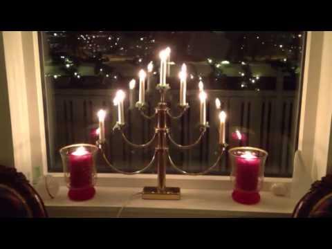 Santa Lucia song (Swedish)