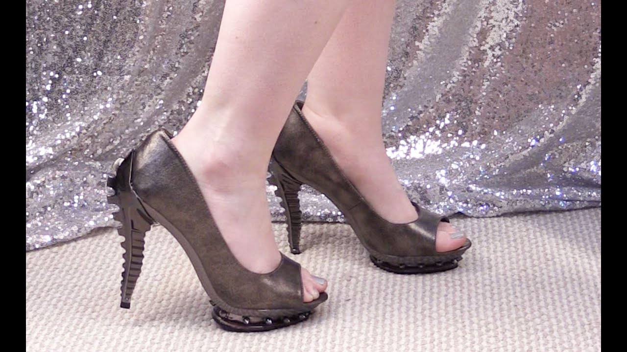 ▻Hades Footwear - RIPLEY Heel - Unboxing and Review!