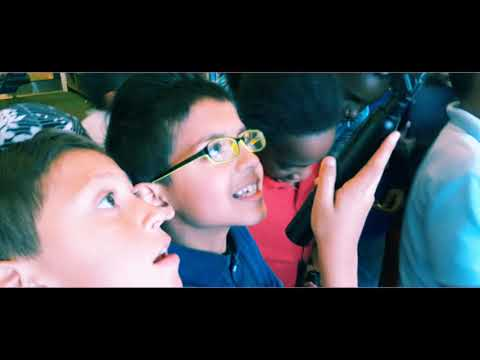 Google Expeditions visits Nystrom Elementary School