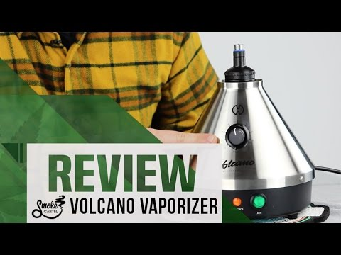 Storz & Bickel Volcano Vaporizer: Smoke Cartel Review #25
