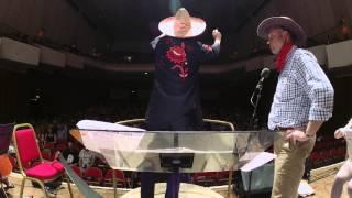 Farewell To Cheyenne (Morricone). The Fantasy Orchestra + Gurt Lush Choir. Colston Hall, 5/7/14