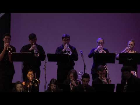 Lebanon HS Jazz Band 2017