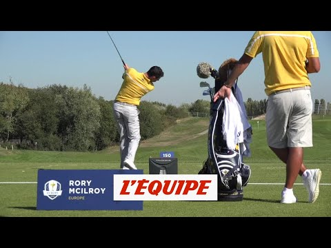 Le swing de Rory McIlroy à la loupe - Golf - Ryder