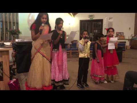 Gosport Prayer Church Youth Programme 2017