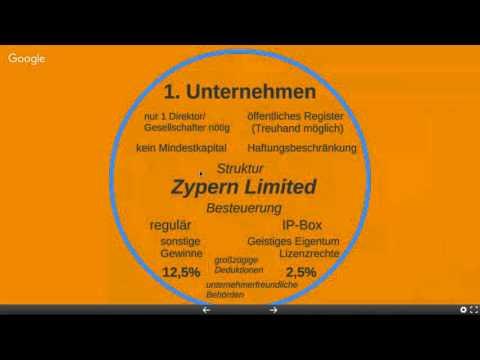 Webinar: Chancen in Zypern - Unternehmen und Wohnsitz in der EU-Steueroase