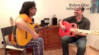 Ways to improve your Rasgueo n.5 (a ) Learn Paco de Lucia´s technique/ Ruben Diaz Spain
