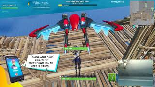 Fortnite creative for fun do not mind the small rectangle on the botom right