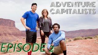 ADVENTURE CAPITALISTS EPISODE 4 Sneak Peak | Shawn Johnson