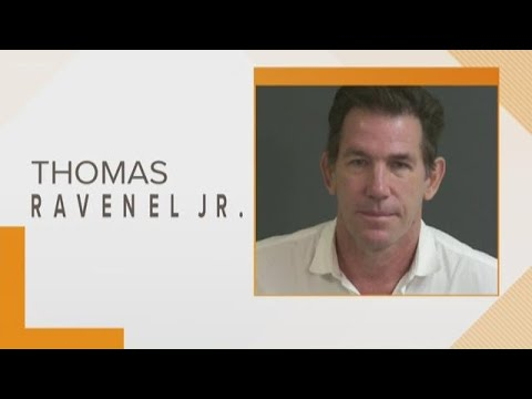 'Southern Charm' star Thomas Ravenel arrested