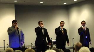 The LeFevre Quartet sings Crown Him King