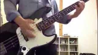 ストレイテナーのResplendentからBLACK DYEDを弾きました。 Twitter htt...